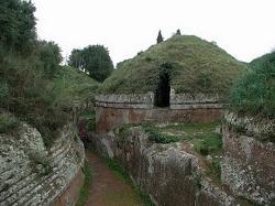 Cerveteri sito etrusco