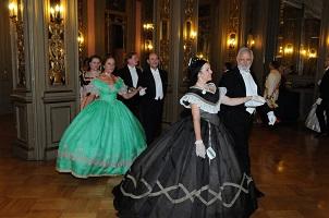 Balli e danze ottocenteschi
