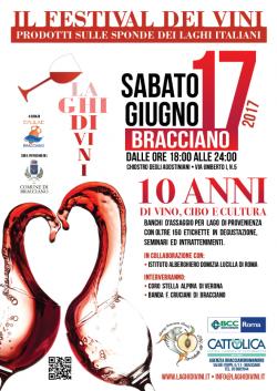 festival dei vini Bracciano