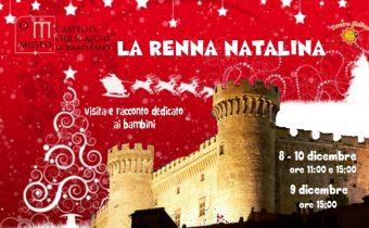 Bambini al castello di Bracciano