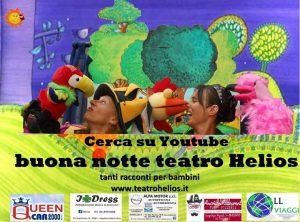Bambini - Teatro Helios al Castello di Bracciano