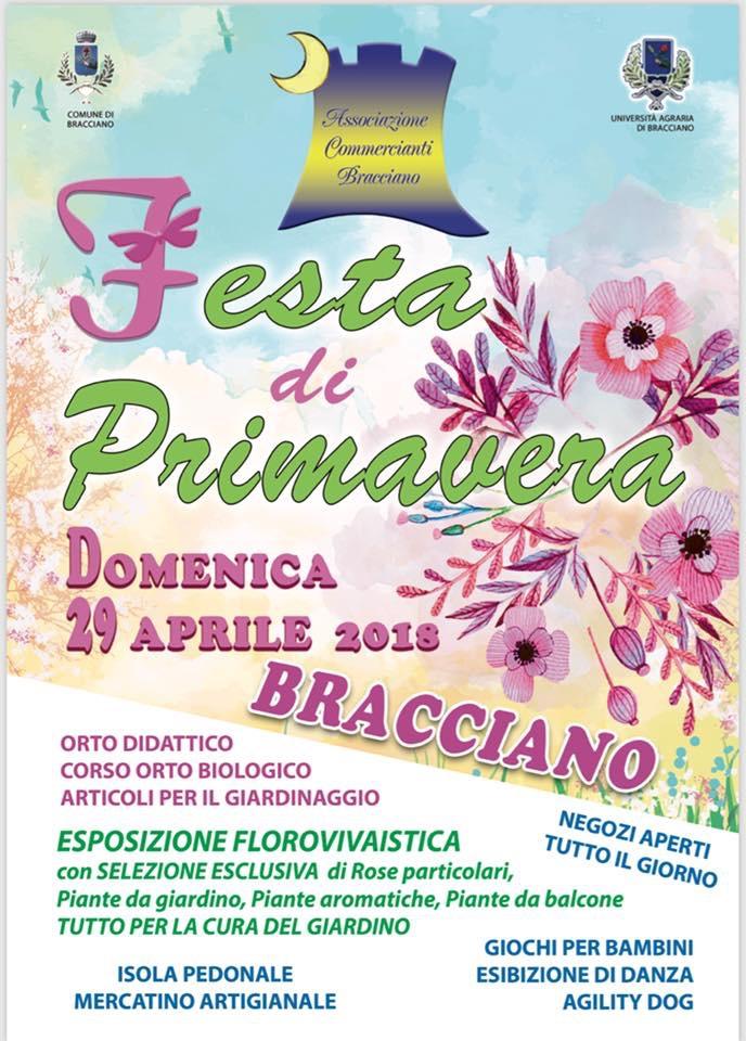 Festa di Primavera Bracciano