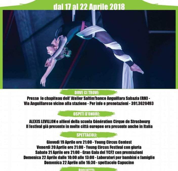 Festival del circo Anguillara