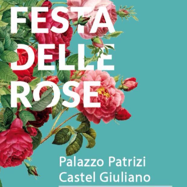 Festa delle Rose Castel Giuliano, Bracciano