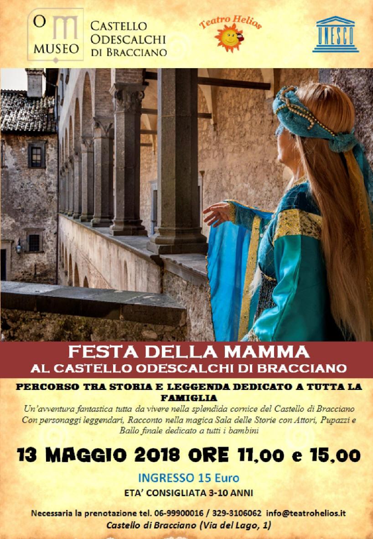 Festa della mamma al Castello Odescalchi
