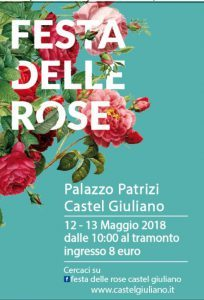 Festa delle rose Castel Giuliano